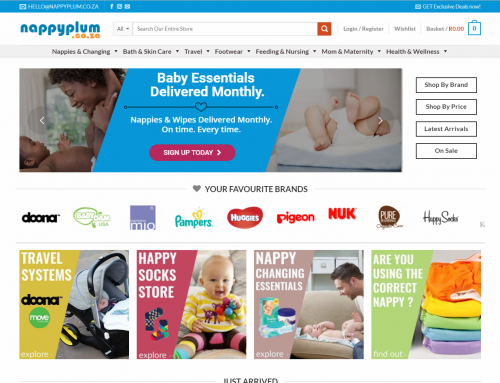 Nappyplum Online Store